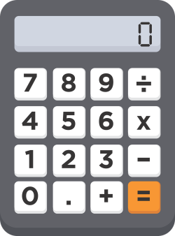 Image of a Calculator, Representing the Interrelationship between Retirement and Divorce in NJ